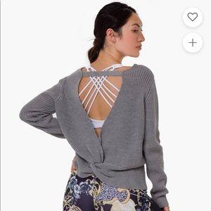 Onzie ballet sweater
